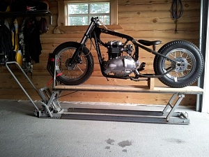 DIY Motorcycle Lift/Table - Page 2