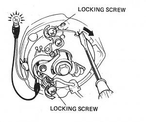 help me! find TDC on 1975 flh shovelhead motor