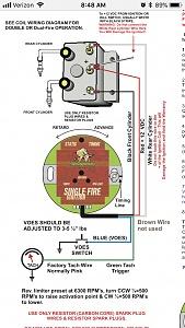 "80"" evo basic wiring help on fuel diagram, ignition module diagram,  coil diagram"