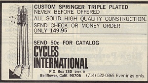 Click image for larger version.  Name:Cycles Int., springer, original ad.JPG Views:0 Size:242.8 KB ID:101555