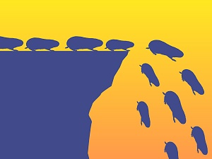 Click image for larger version.  Name:Lemmings-Really-Commit-Mass-Suicide-illustration.jpg Views:2 Size:132.8 KB ID:102665