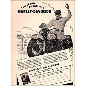 Click image for larger version.  Name:1947 HD orginal ad, lots of fun ahead.jpg Views:0 Size:40.5 KB ID:97288