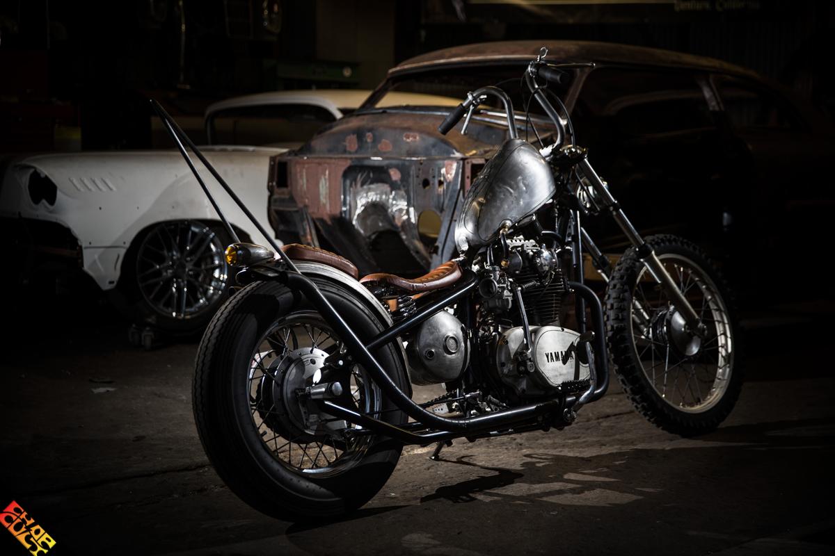 Yamaha Xstire Size