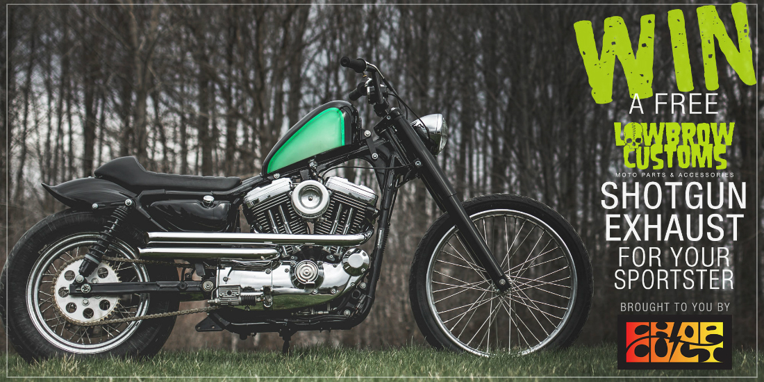 Harley Davidson Sportster  Pipes