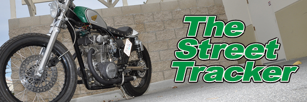 Halwades 72 Honda CB450