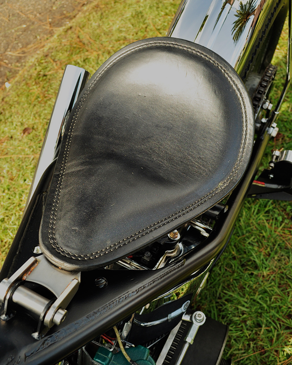 Focus Chopper Seats