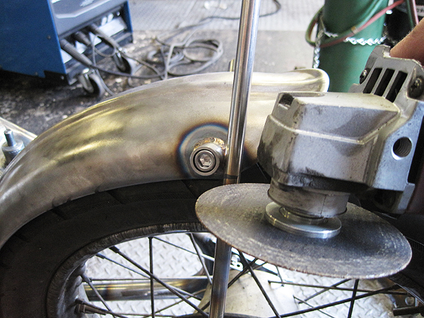 How to fabricate fender struts_14
