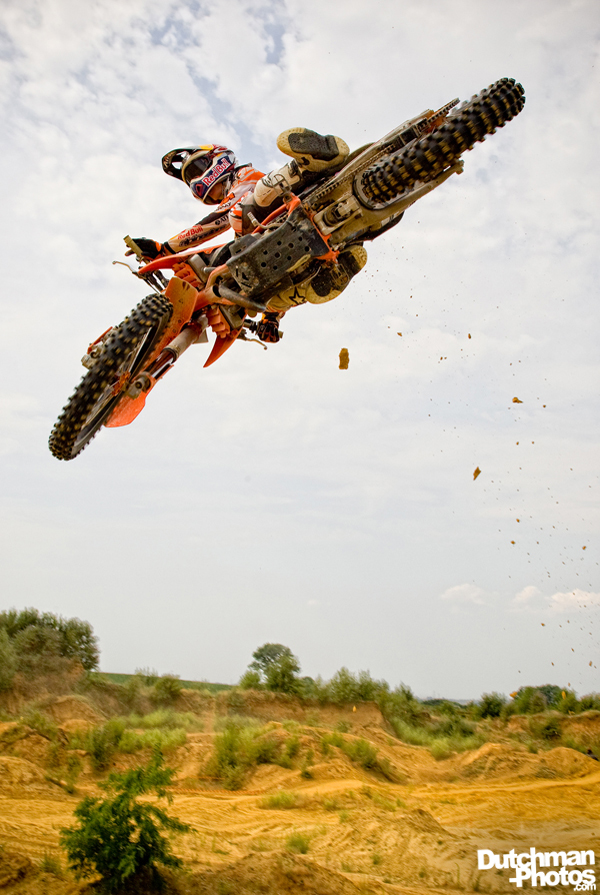 Jeffrey Herlings, Belgium, 2010