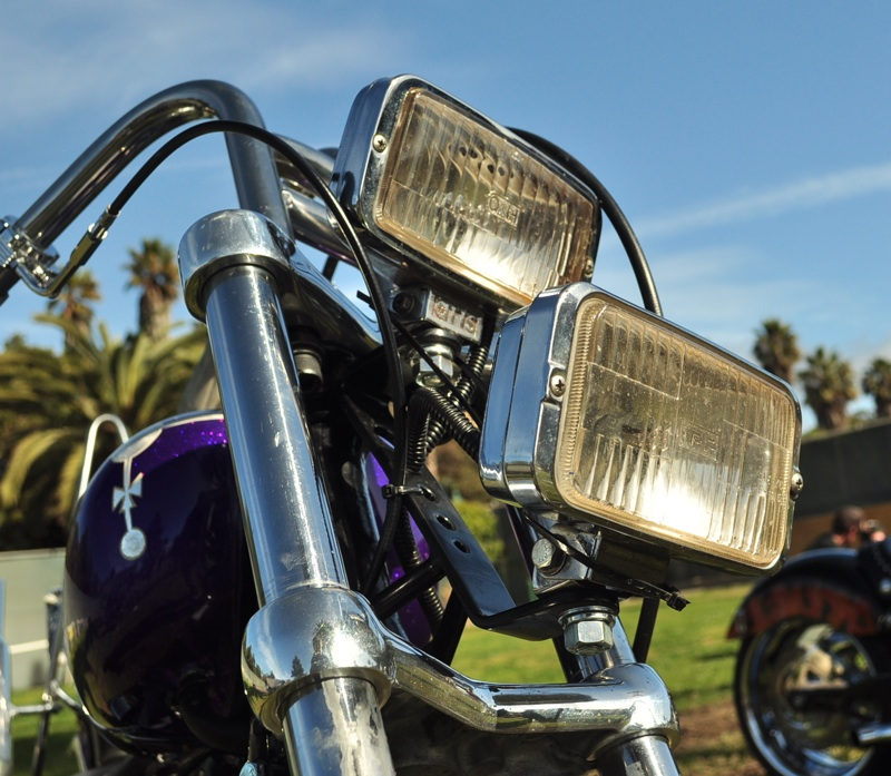 ChopCult Pictorial Headlights