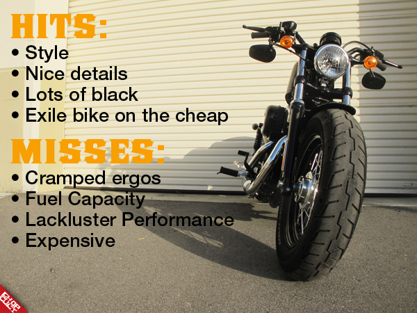 2012 Harley-Davidson Sportster 48 Road Test Review_14