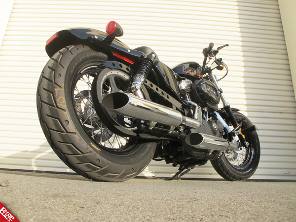 2012 Harley-Davidson Sportster 48 Road Test Review_25