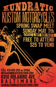Cycle & Hot Rod Swap Meet